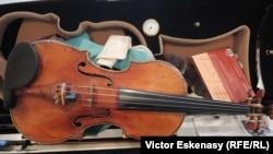 Violina, ilustrativna fotografija