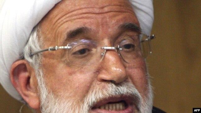 Pro-reform cleric Mehdi Karrubi