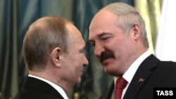 """I'm not Europe's last dictator anymore,"" Lukashenka said recently. ""There are dictators a bit worse than me, no? I'm the lesser evil already."""