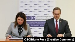 Cristina Lesnic și Vitali Ignatiev