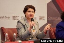 Natalia Gavrilița