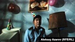 Скриншот кадра из фильма режиссера Адильхана Ержанова «Хозяева».