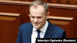Доналд Туск, президенти Шӯрои Аврупо