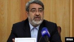 Министр внутренних дел Ирана Абдорезза Рахман Фазли.