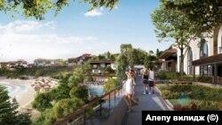 Туристическото селище ще има и басейн