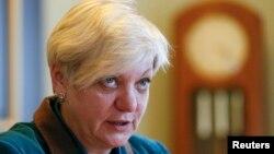 Колишня голова Національного банку України повідомила, що в Києві підпалили автомобіль її невістки – також Валерії Гонтаревої