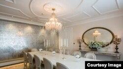 Особняк семьи президента Азербайджана в Лондоне