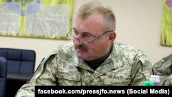 Володимир Кравченко, командувач ООС