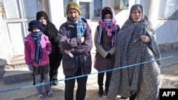 از افغانهای مقیم ایران