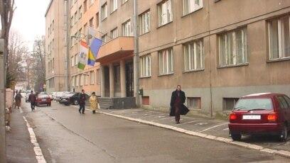 Sjedište Obavještajno-sigurnosne agencije Bosne i Hercegovine u Sarajevu