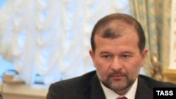 Emergencies Minister Viktor Baloha