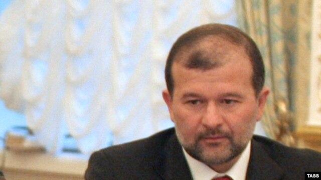 Emergencies Minister Viktor Baloha