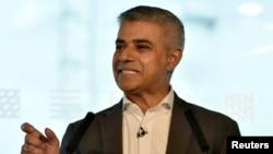 Кандидат на пост мэра Лондона от Лейбористской партии Садик Хан.