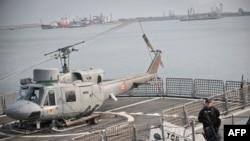 Первые 10 вертолетов «Ирокез» США передали Грузии еще в 2001 году, шесть из них – в рабочем состоянии, четыре – в качестве запчастей