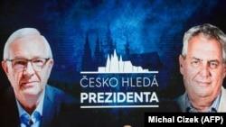 کاندیدان انتخابات ریاست جمهوری، جمهوریت چک