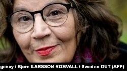 ژیلا مساعد: منتقدان میگویند، شعر من زبان سوئدی را ثروتمند کرده است