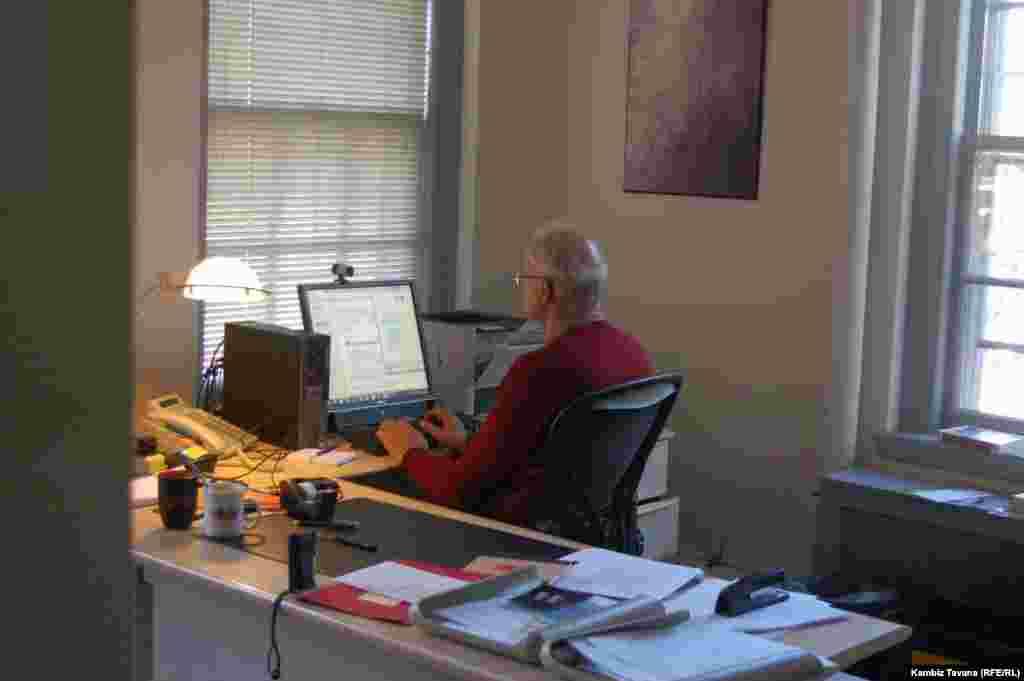دفتر پیتر سینگر