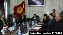 Кумиссюни марказии интихоботи Қирғизистон