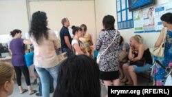 Черга в Сімферополі на оформлення та отримання материнського капіталу