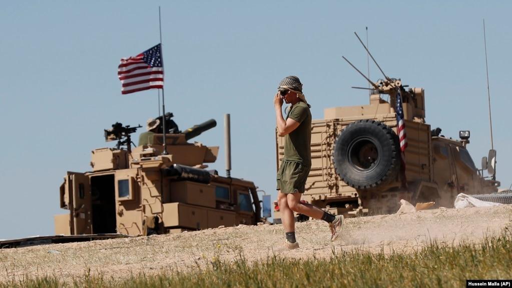 گشتزنی مشترک آمریکا و ترکیه در منبج سوریه «بهزودی آغاز میشود»