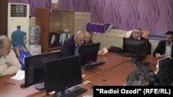 баррасии таҳдидҳои киберҷиноятҳо дар Душанбе