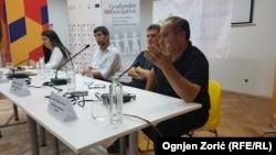 Desimir Stojanov, aktivista 'Odbranimo reke Srbije'
