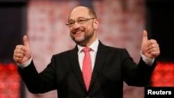 Lideri i Social Demokratëve, (SPD), Martin Schulz, foto nga arkivi