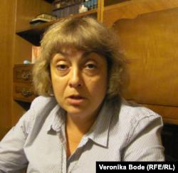 Елена Газарова