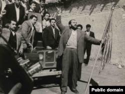 """""""Уличный лидер"""" Шабан Джафари, по кличке """"Шабан Безбашенный"""" - один из лидеров переворота 1953 года"""