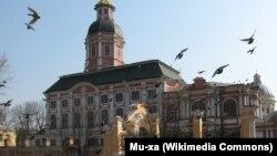 Благовещенская церковь-усыпальница, филиал Музея городской скульптуры Санкт-Петербурга