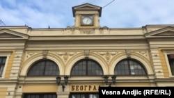 Zgrada nekadašnje Glavne železničke stanice u Beogradu