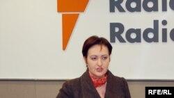 Координатор евразийской программы КЗЖ Нина Огнианова