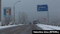 Мост через Днестр в районе Вадул-луй-Водэ