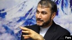 Иран сыртқы істер министрінің орынбасары Хосейн Амир Абдоллахиан