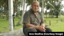 Борис Осипов в малайзийской психиатрической клинике