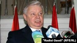 Сергей Ромодановский, глава российской миграционной службы.