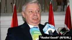 რუსეთის მიგრაციის ფედერალური სამსახურის უფროსი კონსტანტინ რომოდონოვსკი