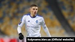 Автор результативної передачі Віталій Миколенко