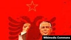 Енвер Хоџа - поранешен албански комунистички лидер