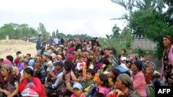Оштогу этникалык жаңжалдагы качкындар, Йоркишлок, 13-июнь, 2010