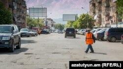 Վանաձորցիները քաղաքի փողոցներն ավերակների հետ են համեմատում