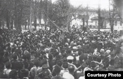 Первый Курултай крымскотатарского народа. Ноябрь 1917 года