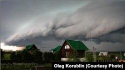 Деревня Криушкино