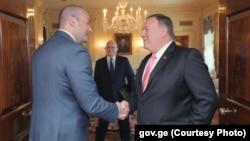 Госсекретарь Майк Помпео после встречи с премьером Мамукой Бахтадзе выразил надежду, что Грузия реализует проект порта Анаклия