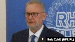 Još uvijek značajan dio pokušaja ilegalnih ulazaka u zemlju na granici sa Republikom Srbijom: Davor Božinović