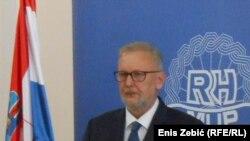 Ministar Božinović (na fotografiji) kaže kako broj prijavljenih slučajeva nasilja u obitelji nije povećan