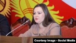 Депутат ЖК Наталья Никитенко.