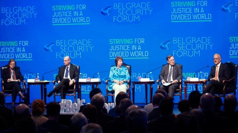 'Odustajanje od pregovora loš signal za Zapadni Balkan'
