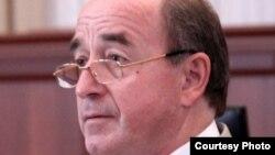 Қырғызстан парламенті депутаты Хаджимурат Коркмазов.
