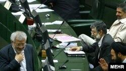 اسدالله بادامچیان، نماینده تهران در مجلس و عضو جمعیت موتلفه اسلام